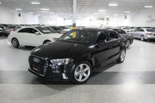 Used 2017 Audi A3 QUATTRO NO ACCIDENTS I LEATHER I SUNROOF I HEATED SEATS I BT for sale in Mississauga, ON