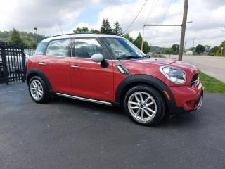 Used 2015 MINI Cooper Countryman ALL4 4DR S for sale in Stoney Creek, ON