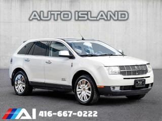 Used 2008 Lincoln MKX AWD**LEATHER**ALLOYS for sale in North York, ON