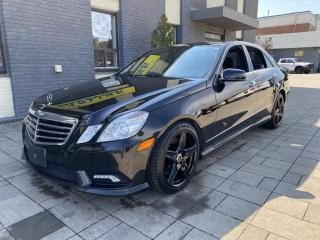 Used 2011 Mercedes-Benz E-Class E550 4MATIC for sale in Nobleton, ON