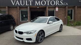 Used 2015 BMW 4 Series 4dr Sdn 435i xDrive AWD Gran Coupe, M-PACKAGE for sale in Brampton, ON