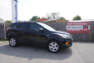 Used 2017 Ford Escape , Eco-boost Engine, 4 Wheel Drive, Reverse Camera for sale in Brantford, ON