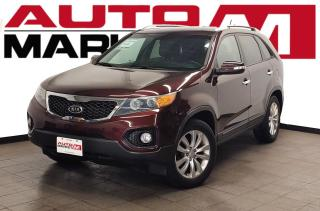 Used 2011 Kia Sorento Certified!Leather!WeApproveAllCredit! for sale in Guelph, ON
