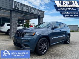 Used 2021 Jeep Grand Cherokee Overland  - Cooled Seats for sale in Bracebridge, ON