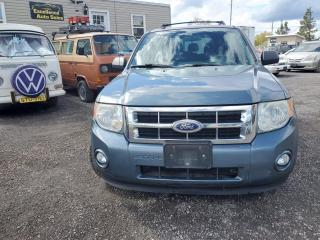 Used 2010 Ford Escape XLT FWD for sale in Stittsville, ON