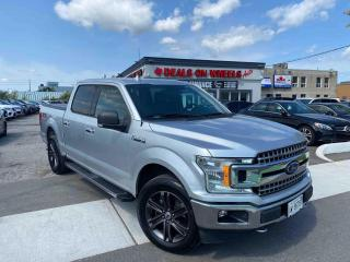 Used 2018 Ford F-150 XLT SuperCrew 5.5-ft. Bed 4WD for sale in Oakville, ON
