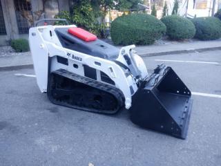 Used 2014 Bobcat MT55 Mini Track Loader Diesel for sale in Burnaby, BC