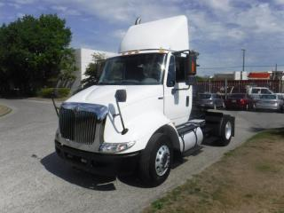Used 2013 International TranStar 8600 Highway Tractor With Air Brakes Diesel for sale in Burnaby, BC
