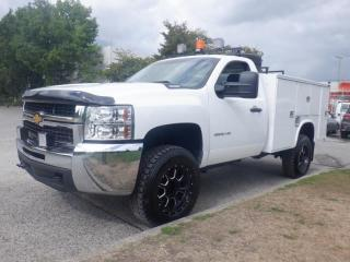Used 2008 Chevrolet Silverado 3500HD LT1 4WD Service  Box 3 Seater Diesel for sale in Burnaby, BC