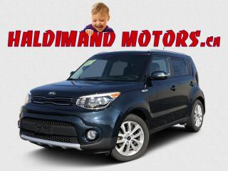 Used 2017 Kia Soul EX+ for sale in Cayuga, ON