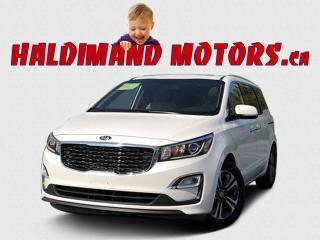 Used 2020 Kia Sedona SX 2WD for sale in Cayuga, ON