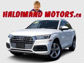 Used 2019 Audi Q5 Progressiv Quattro for sale in Cayuga, ON