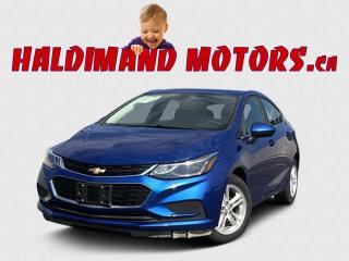 Used 2018 Chevrolet Cruze LT Hatchback 2WD for sale in Cayuga, ON