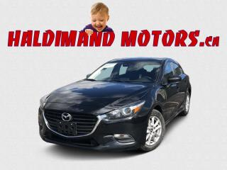 Used 2018 Mazda MAZDA3 GS HATCHBACK 2WD for sale in Cayuga, ON