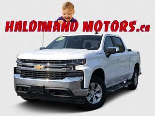 Used 2019 Chevrolet Silverado 1500 LT Crew 4WD for sale in Cayuga, ON