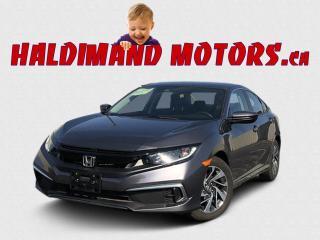 Used 2020 Honda Civic EX Sedan CVT for sale in Cayuga, ON