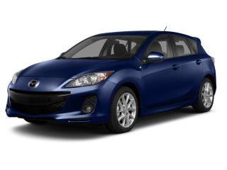 Used 2013 Mazda MAZDA3 GX AS IS - Low KM'S - Bluetooth - Cruise for sale in North Bay, ON
