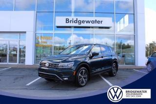 Used 2018 Volkswagen Tiguan Highline for sale in Hebbville, NS