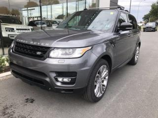 Used 2015 Land Rover Range Rover Sport RANGE ROVER SPORT SC for sale in Halifax, NS
