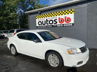 Used 2012 Dodge Avenger Berline 4 portes for sale in Laval, QC