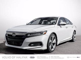 Used 2019 Honda Accord Sedan Touring for sale in Halifax, NS
