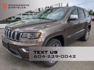 New 2021 Jeep Grand Cherokee Limited for sale in Nanaimo, BC