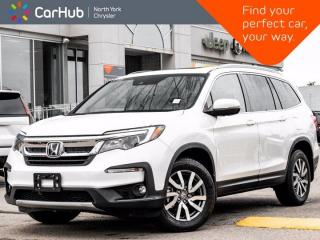 Used 2020 Honda Pilot EX-L Navi AWD Heated Seats Sunroof Driver Assists Navigation Backup Camera for sale in Thornhill, ON