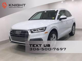 Used 2018 Audi Q5 Technik Quattro | Leather | Sunroof | Navigation |  Heads-Up Display | for sale in Regina, SK