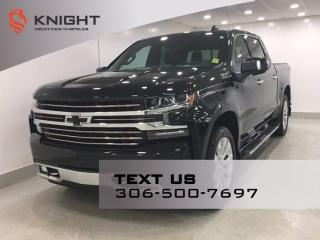 Used 2019 Chevrolet Silverado 1500 High Country Crew Cab   Leather   Navigation   Sunroof   for sale in Regina, SK