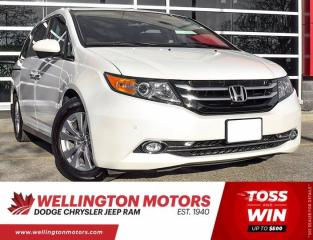 Used 2017 Honda Odyssey EX-L for sale in Guelph, ON