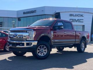 Used 2017 Ford F-250 Super Duty SRW King Ranch   Heated Steering Wheel   Navigation for sale in Winnipeg, MB