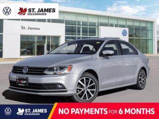 Used 2015 Volkswagen Jetta Sedan Trendline+, LOCAL MANITOBA VEHICLE, BACKUP CAMERA, HEATED SEATS for sale in Winnipeg, MB