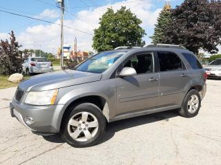 Used 2006 Pontiac Torrent ~~CERTIFIED~~ ~~3 Years of Warranty~~ for sale in Kitchener, ON