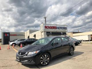 Used 2015 Honda Civic - EX - SUNROOF - REVERSE CAM - HTD SEATS for sale in Oakville, ON