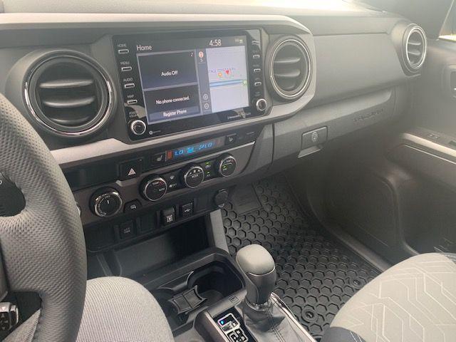 2021 Toyota Tacoma 4X4 Double CAB 6A SB