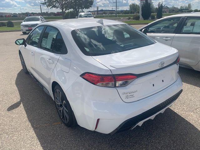 2022 Toyota Corolla SE CVT