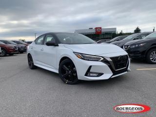 New 2021 Nissan Sentra SR for sale in Midland, ON
