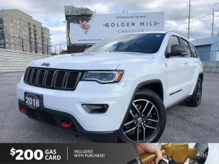 Used 2018 Jeep Grand Cherokee Trailhawk for sale in North York, ON