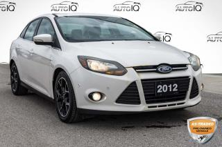 Used 2012 Ford Focus Titanium AS TRADED SPECIAL | YOU CERTIFY, YOU SAVE for sale in Innisfil, ON