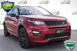 Used 2017 Land Rover Discovery Sport HSE LUXURY AWD LEATHER INTERIOR for sale in Innisfil, ON