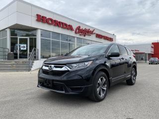 Used 2017 Honda CR-V LX AWD | HONDA SENSING | LOCAL for sale in Winnipeg, MB