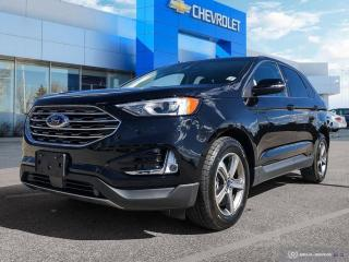Used 2020 Ford Edge SEL AWD | Sunroof | Heated Seats | Apple CarPlay for sale in Winnipeg, MB