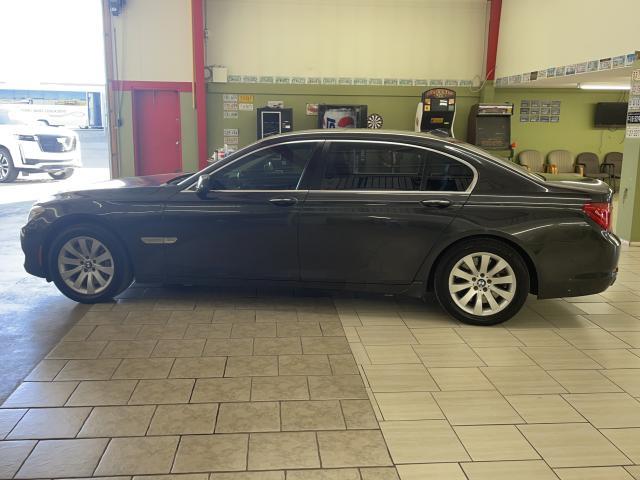 2011 BMW 7 Series 750Li xDrive Photo7
