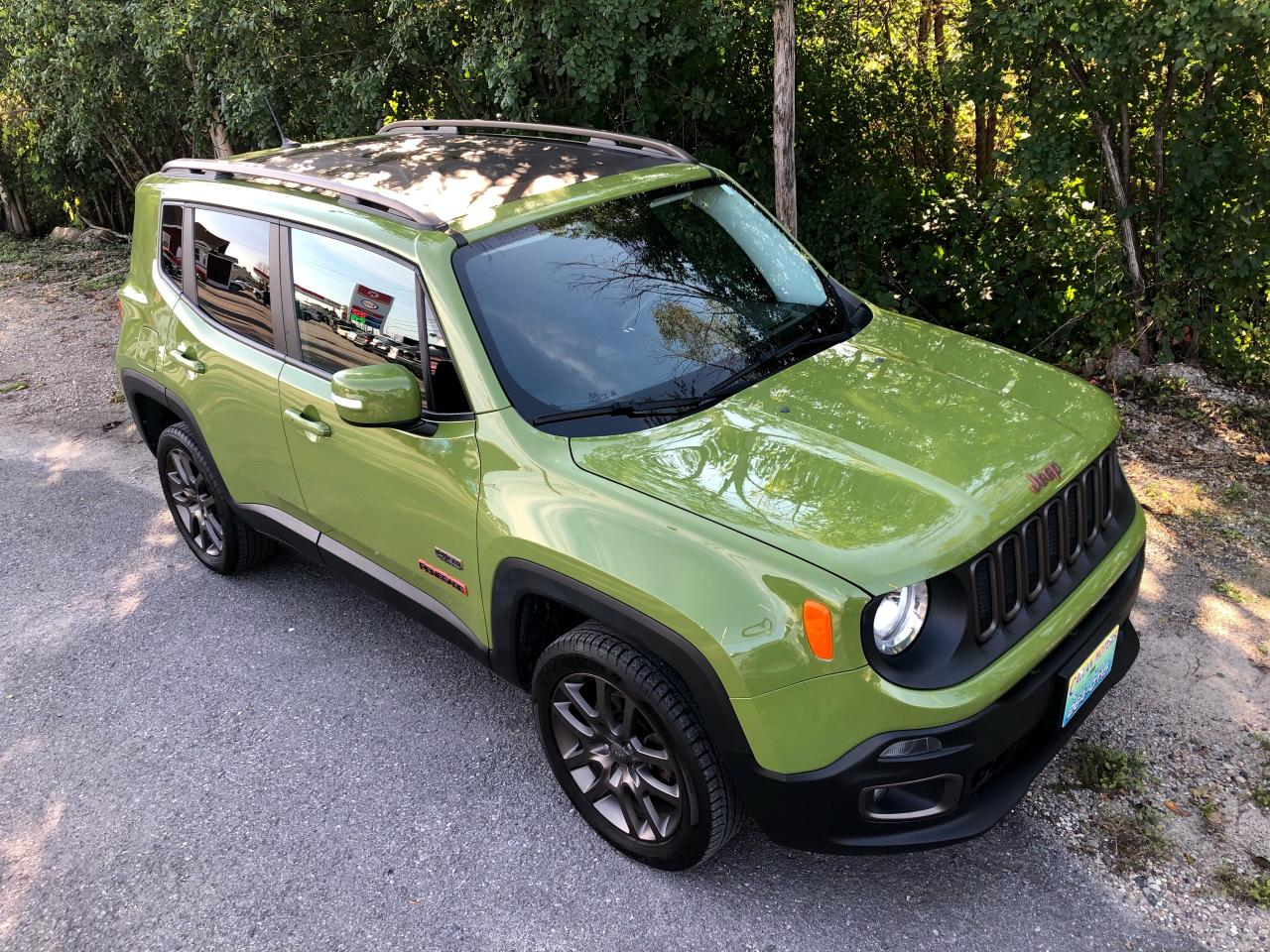2016 Jeep Renegade 75th Anniversary $90 weekly