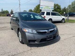 Used 2009 Honda Civic DX-A w/ A/C for sale in Komoka, ON