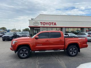 Used 2017 Toyota Tacoma TRD Sport for sale in Cambridge, ON