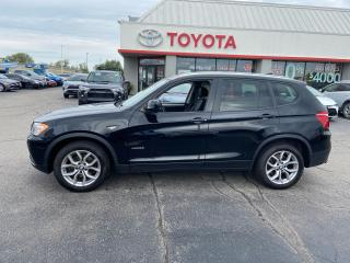 Used 2013 BMW X3 28i for sale in Cambridge, ON