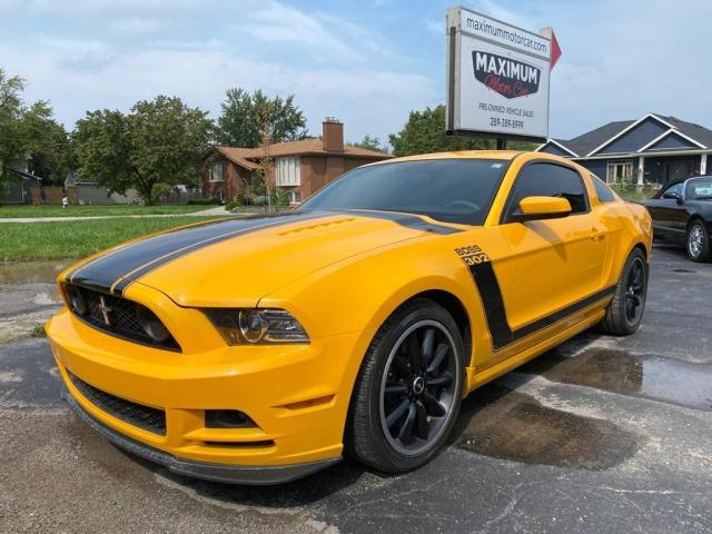 2013 Ford Mustang Boss 302 Recaro