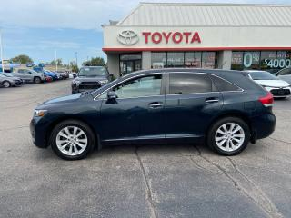 Used 2016 Toyota Venza LIMITED AWD for sale in Cambridge, ON