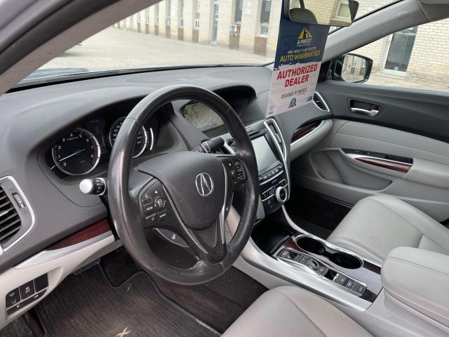 2015 Acura TLX TECH PKG V6 AWD NAVIGATION/CAMERA/BLIND SPOT Photo14